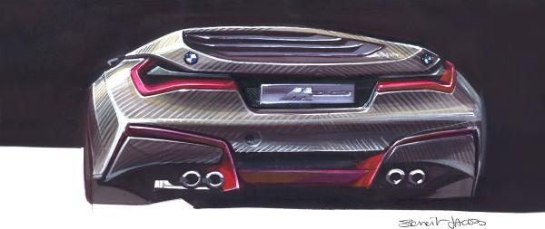2008 BMW M1 Concept