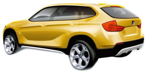2008 BMW X1 Concept
