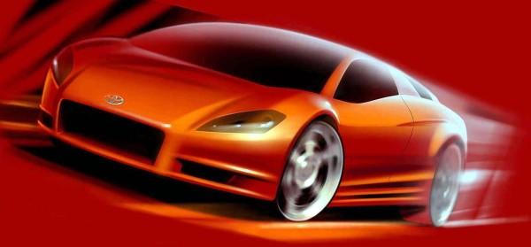 2004 Toyota Alessandro Volta Concept ItalDesign