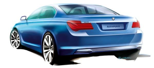 2008 BMW 7 Series ActiveHybrid Concept