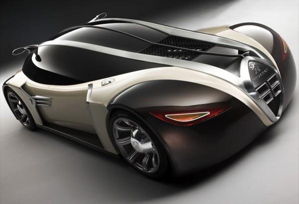 2003 Peugeot 4002 Concept