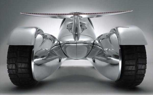 2001 Peugeot Moonster Concept