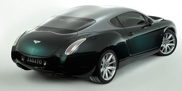 2008 Zagato Bentley GTZ