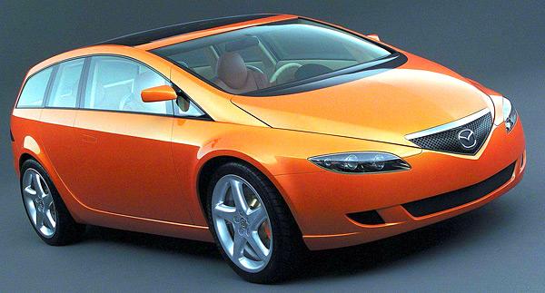 2001 Mazda MX Sport Tourer Concept