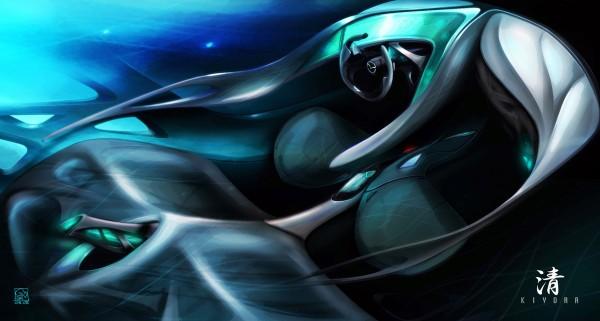 2008 Mazda Kiyora Concept Interior