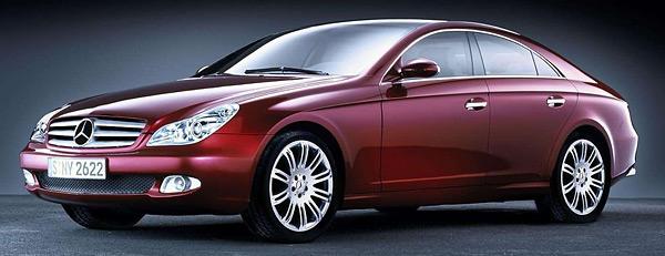 2003 Mercedes-Benz Vision CLS Concept