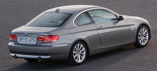 2007  BMW 3-Series Coupe