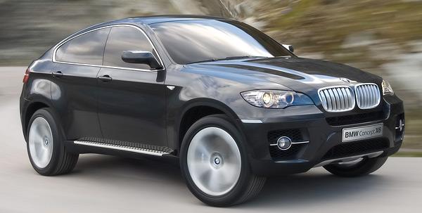 2006 BMW X6