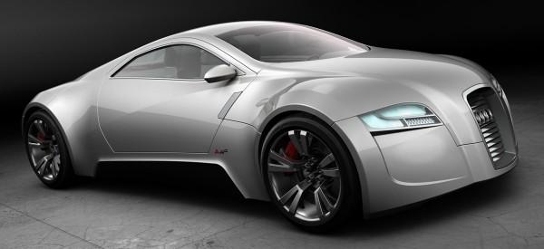2006 Audi R Zero Concept