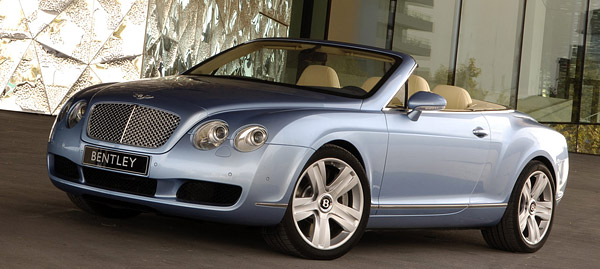 2006 Bentley Continental GTC