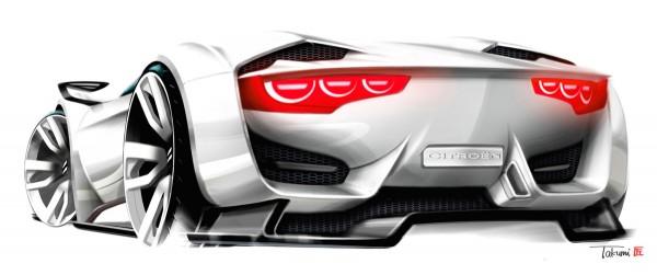 2008 Citroen GT Concept