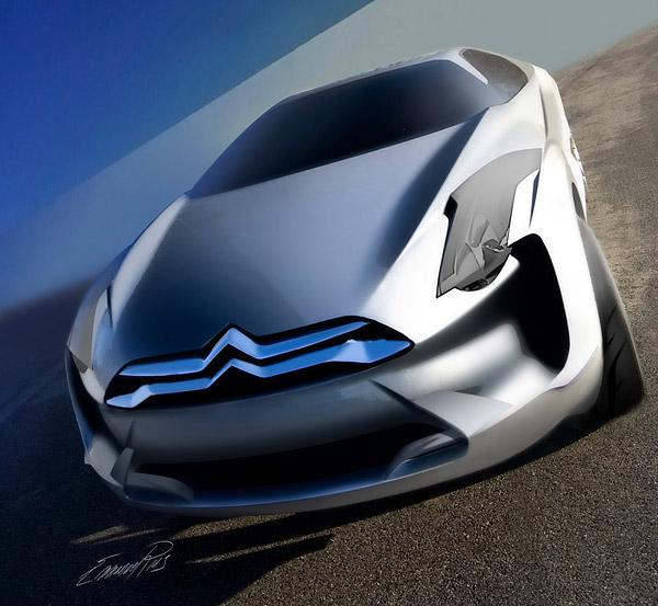 2008 Citroen Hypnos Concept