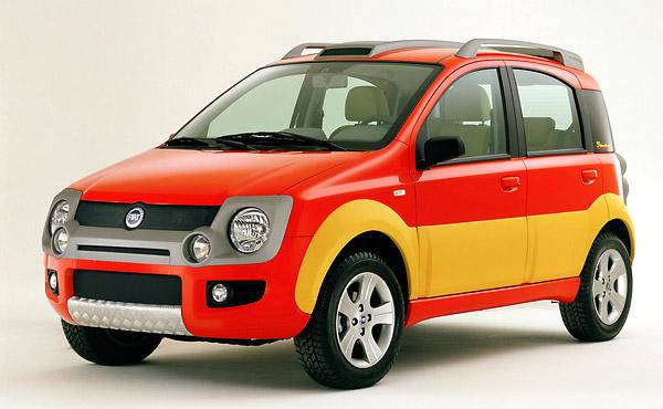 2003 Fiat Simba Concept
