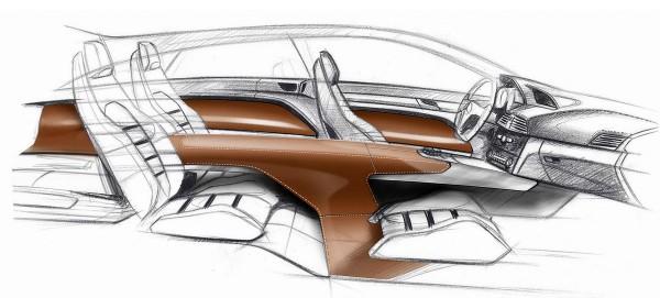 2008 Mercedes-Benz FASCINATION Concept Interior