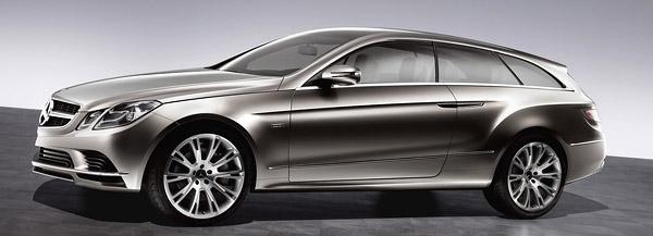 2008 Mercedes-Benz FASCINATION Concept