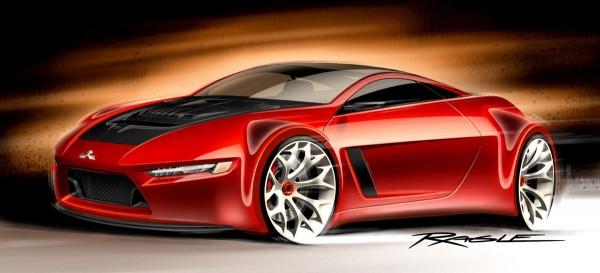 2008 Mitsubishi RA Concept