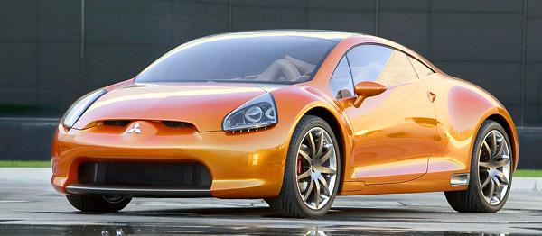 2004 Mitsubishi Eclipse Concept