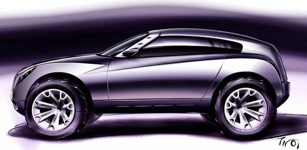 2003 Infiniti Triant Concept
