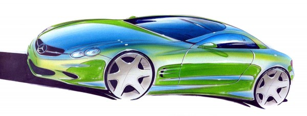 2003 Mercedes-Benz SL (w230)