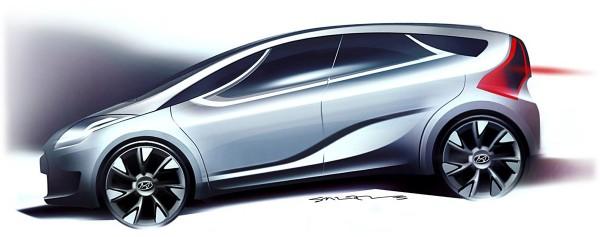 2008 Hyundai HED-5 i-Mode Concept