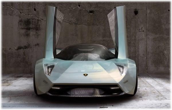 2009 Lamborghini Insecta Concept