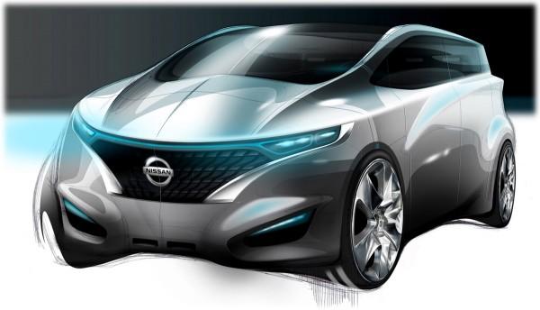 2008 Nissan Forum Concept