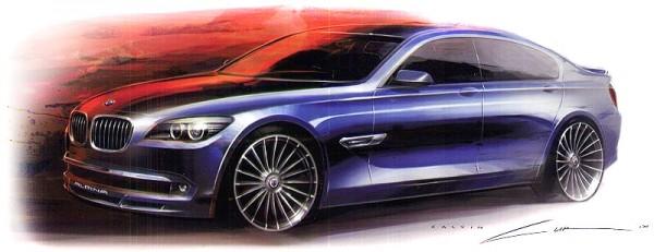 2009 BMW Alpina B7