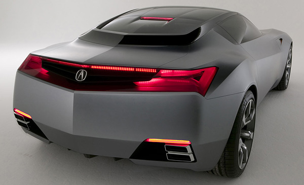 2007 Acura 2007 Advanced Sports Car Concept