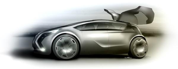 2008 Saturn Flextreme Concept