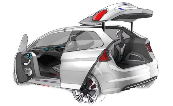 2009 Ford iosisMAX Concept