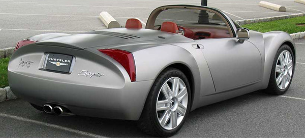 1998 Plymouth Pronto Spyder