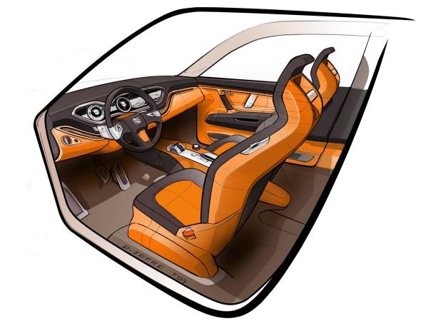 2007 Seat Tribu Concept Interior