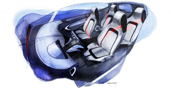 2008 Saturn Flextreme Concept Interior