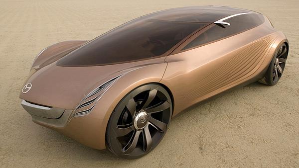 2006 Mazda Nagare Concept