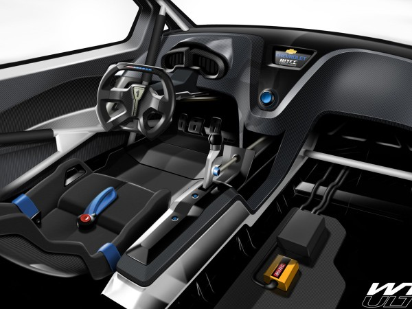 2006 Chevrolet WTCC Ultra Concept Interior