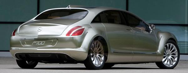 2007 Mercedes-Benz F700