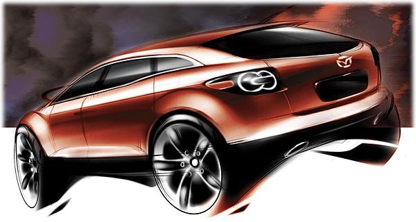 2004 Mazda MXCrossport Concept