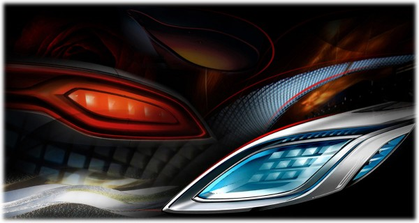 2009 Buick Business Concept Sketch