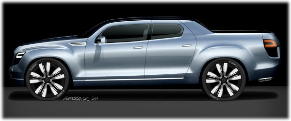 2008 GMC Denali XT Concept