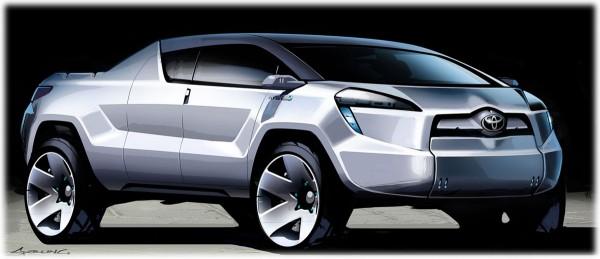 2008 Toyota A-BAT Concept