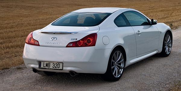 2008 Infiniti G Coupe