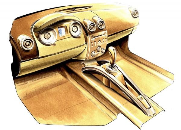 2006 Dacia Logan Steppe Concept Interior