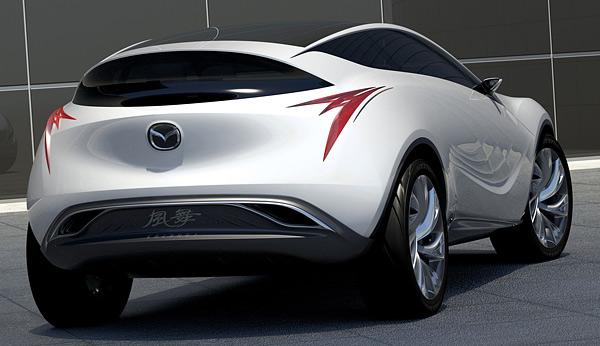 2008 Mazda Kazamai Concept