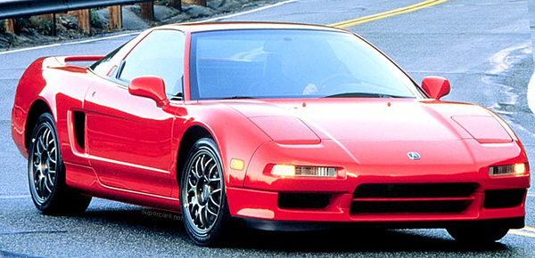 1990 Acura NSX
