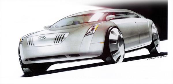 2002 Hyundai HCD 7 Concept