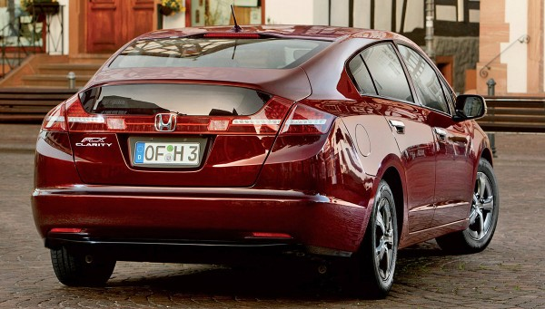 2010 Honda FCX Clarity