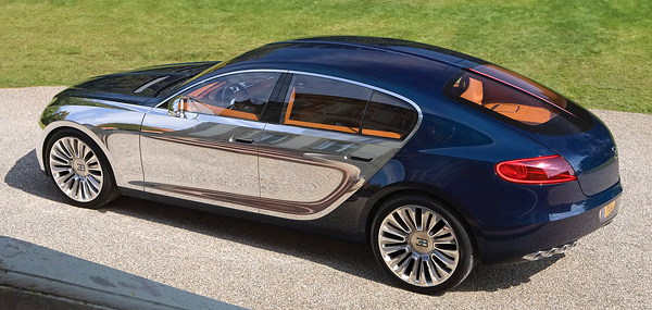 2009 Bugatti 16C Galibier Concept