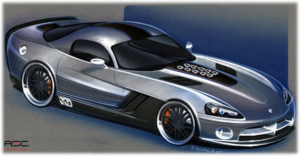 2006 ASC Viper Diamondback Sketch