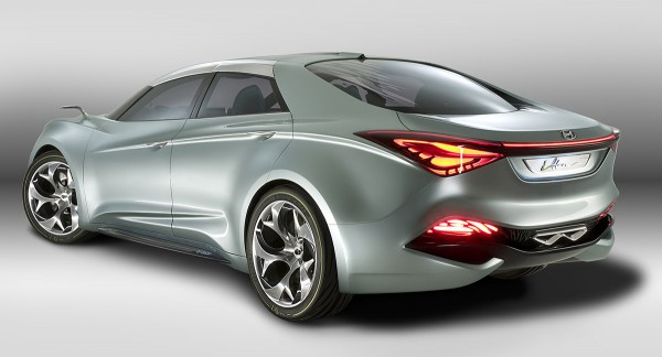 2010 Hyundai i-Flow Concept