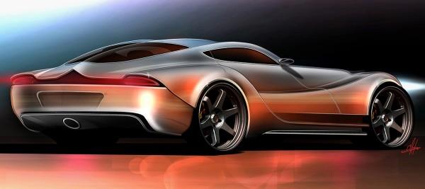 2010 Morgan EvaGT Concept